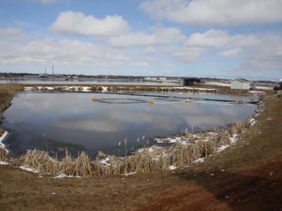 Wastewater Lagoon