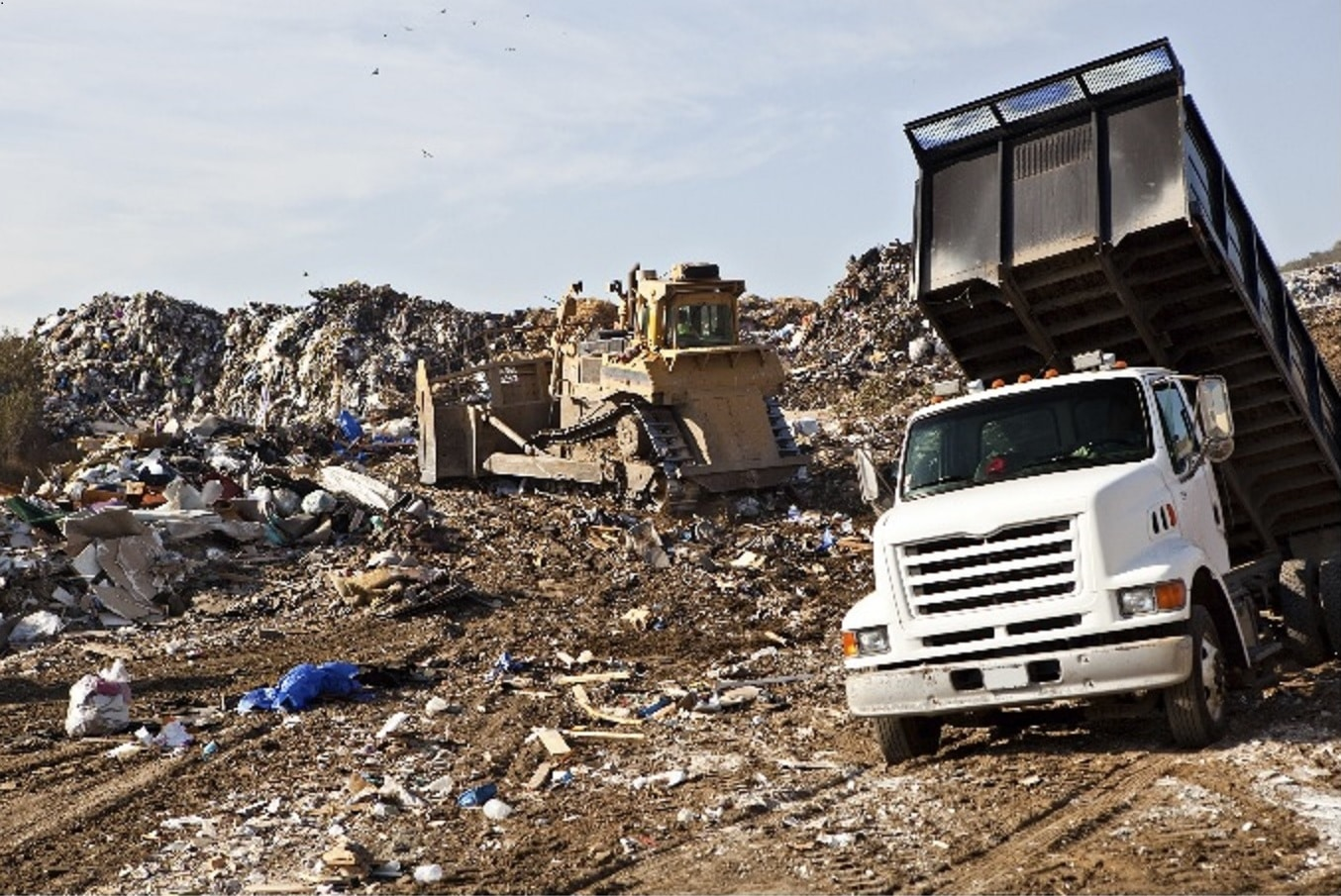 Landfill Odor Elimination