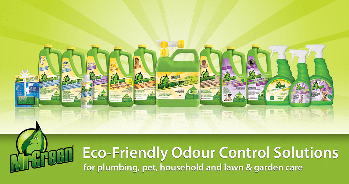 Eco-Friendly Odour Control Solutions